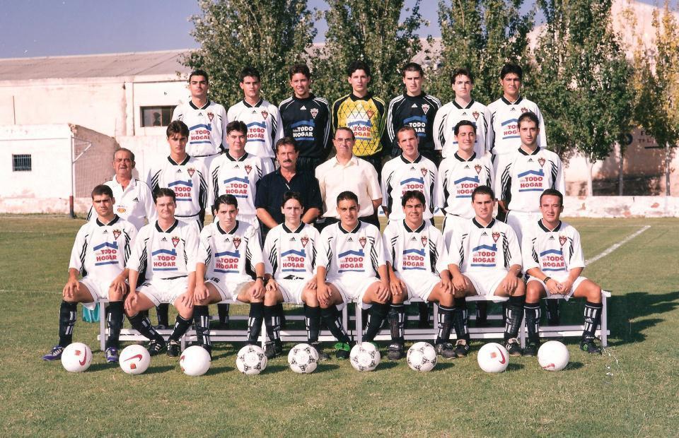 Regional Preferente aquel año 1998 y 1999