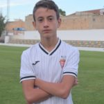 Erik Corrales Arroyo es jugador del Aspe UD