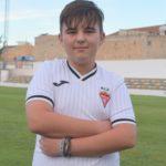 Hugo Moreno Almarcha es jugador del Aspe UD
