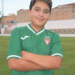 Gorka García Saez es jugador del Aspe UD