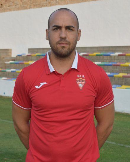 Paco Payá Albert es entrenador del Aspe UD