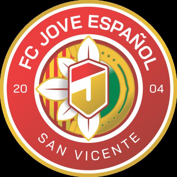 Escudo FC Jove Español de San Vicente