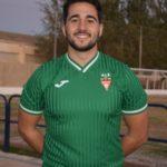 Agustín Cartagena Miguel es jugador del Aspe UD