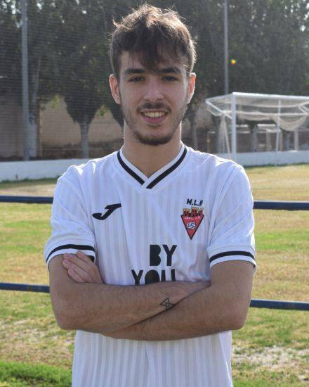 Jose Francisco Botella Asensio, Cano, es jugador del Aspe UD