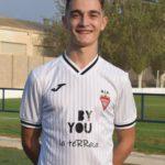 Carlos Martínez Jugador del Aspe Unión Deportiva Senior B