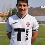 Carlos Cerdán Pérez es jugador del Aspe UD