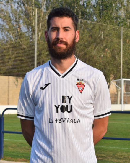 Francisco Javier Cerdán García, Chavo, es jugador del Aspe UD