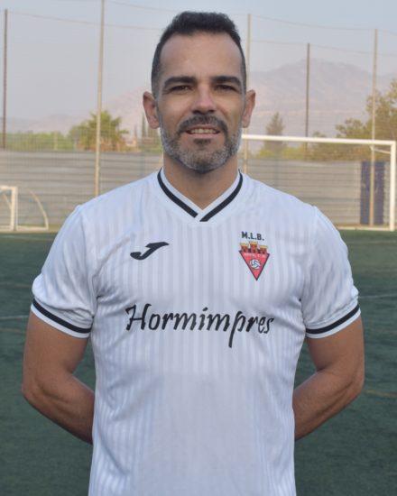 Jose Samuel Pérez Aragón es jugador del Aspe Unión Deportiva Veteranos