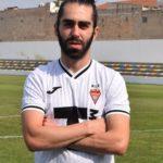 Hector Cartagena Cuesta es jugador del Aspe UD Senior A