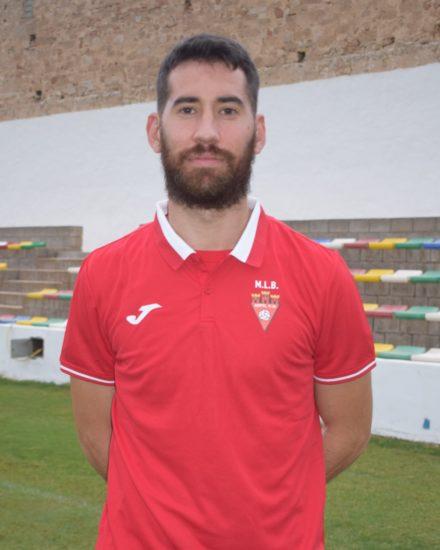 Francisco Javier Cerdán García es entrenador del Aspe UD