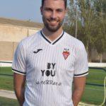 Jorge Cascales Marañón es jugador del Aspe UD