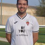 Kevin Guerrero Cañadas es jugador del Aspe UD