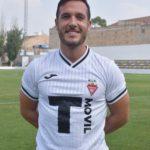 Marcos Alcover es jugador del Aspe UD FC Senior A