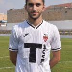 Raúl Cardoso Romero es jugador del Aspe UD