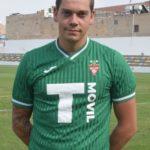 Stevy Laurent F Verhas es jugador del Aspe UD Senior A
